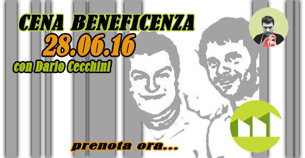 Cena con dario cecchini 2016 cioni edilizia for Cecchini arreda srl